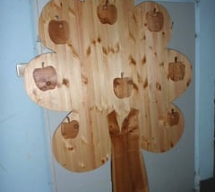 Garderobenbaum