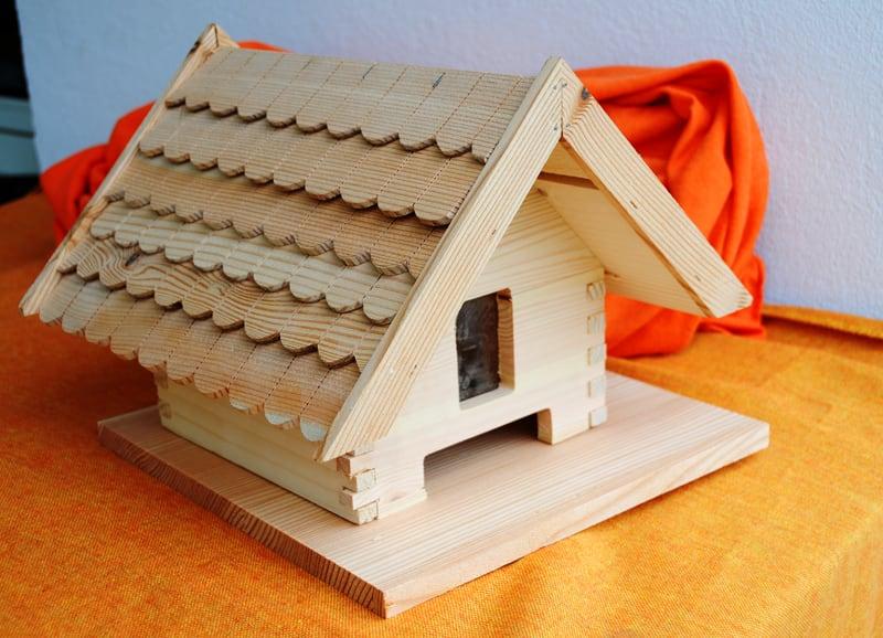 Vogelhaus 1